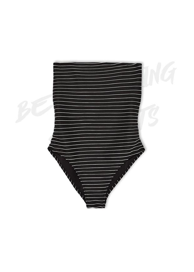 Plaid swimsuit